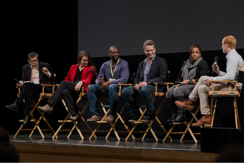 DataEngConf NYC '17 Keynote Panel